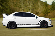 "97.5"" Multiple Color Graphic Lancer / Lancer Evolution Car Racing Decal Sticker"