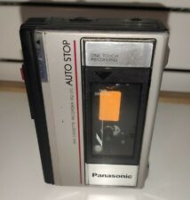 WALKMAN Panasonic RQ-310  One touch Recording AM/FM STEREO RADIO CASSETTE PLAYER