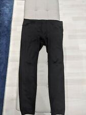 Hue Black Leggings w/ Pockets Sz XL NWOT