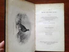 1840 1st Moor & Loch - Scotland Highland Sports Mountains Loch-Fishing 12 PLATES