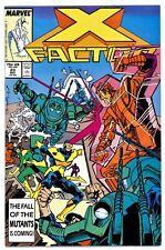 X-FACTOR #23(12/87)1st ARCHANGEL(OVER 9-PANELS)/1:HORSEMEN(X-MEN)(CGC WORTHY)NM!