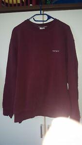 Carhartt Pullover XL *lila*