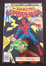 AMAZING SPIDER-MAN #176 - Ross Andru Cover & Art (Marvel 1977) 8.0 VF