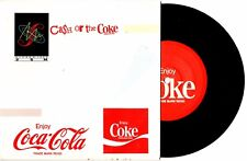 "RADIO 2SM CLUB VEG SKITS VIC & MAL - WESTPAC/COCA COLA - 7"" 45 VINYL RECORD 80's"