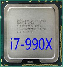 Intel Core i7 980X Extreme Edition 6 Core 3.33GHz LGA1136 CPU Processors