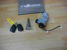 Seat Leon 5F Lock Sest 2X Key Ignition Lock Locking Cylinder 1K0905851/B