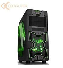 1# PC COMPUTER DESKTOP MODDING AMD 6 CORE FX 6300 X6/RAM 4GB/HD500/GT610 2GB