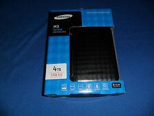 SAMSUNG M3 4TB USB 3.0 PORTABLE HARD DRIVE