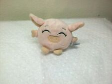 """Ganz Silly Scoops Raspberry Pig Series #1  stuffed toy 3"""" Tall"""