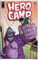 Hero Camp 2005 series # 4 near mint comic book