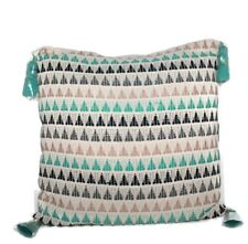 Shiraleah Chicago Biscayne Geo Decorative Pillow 22 in Square