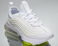 Nike Air Max ZM950 Women's White Volt Athletic Casual Lifestyle Sneakers Shoes