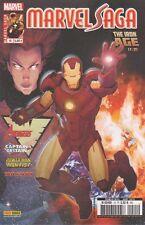 MARVEL SAGA N° 15 Marvel  Panini comics THE IRON AGE 1/2 Iron Man