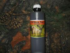 """Ol"""" Slick Top Doe Pee - 32oz. Bottle of Whitetail Doe Urine/ Deer Lure"""