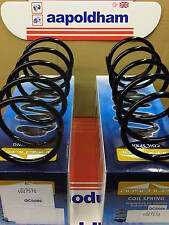 FORD KA 1.0 1.3 1.3i FRONT COIL SPRING SPRINGS X2 (1 PAIR) BRAND NEW 1996-2009