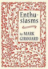Enthusiasms Girouard, Mark Hardcover