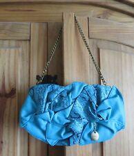 Fiorelli Dark Turquoise Evening Wedding Bag