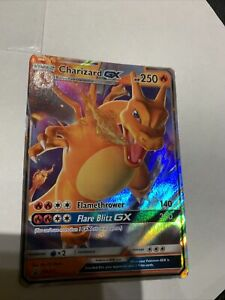 Charizard GX SM211 - Hidden Fates Pokemon Card Promo - Pack Fresh