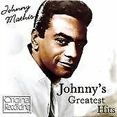 Johnny's Greatest Hits, Johnny Mathis CD , New, FREE & Fast Delivery