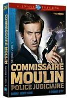 Coffret DVD : Commissaire Moulin Police Judiciaire - Saison 1 Vol 1 - NEUF
