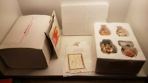 Vintage McMemories A Merry McNugget Christmas Collector Set unused