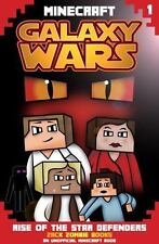 Minecraft Galaxy Wars Book 1: Rise of the Star Defenders Volume 1