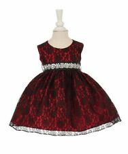 New Baby Girls Dress Infant Wedding Pageant Birthday Christmas Party Easter 1132
