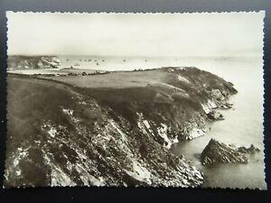 Devon BRIXHAM Sharkham Point & Berry Head c1950s RP Postcard by Valentine