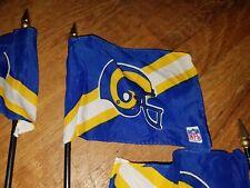 8x Nfl Small Mini Flags La St Louis Rams