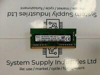 Hynix HMA851S6AFR6N-UH 4 GB PC4-2400T 1Rx16 DDR4 SO-DIMM Laptop Memory