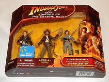 Indiana Jones / Mutt Williams / Irina Spalko - Commemorative - Set 1 - Hasbro