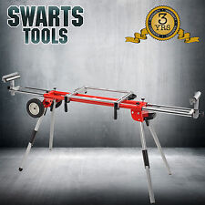 SWARTS TOOLS UNIVERSAL PORTABLE MITRE SAW STAND BENCH