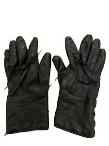 coach womens leather gloves