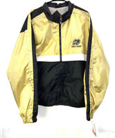 Holloway Gold West Point University Nylon Jacket Size L Men's Brand New W/ Tags