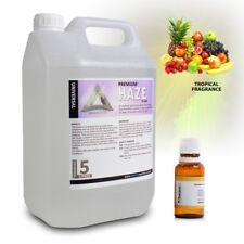 Universal Haze Machine Fluid 5L Liquid Solution Tropical Scent DJ Disco Party