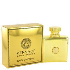 Versace Pour Femme Oud Oriental by Versace For Women Eau De Parfum Spray 3.4 oz
