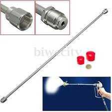 100CM Airless Paint Sprayer Spray Gun Tip Extension Pole For Titan Wagner