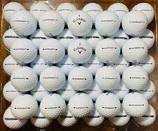 Callaway Supersoft White Golf Balls-Lot of 50-4A/5A High Grade