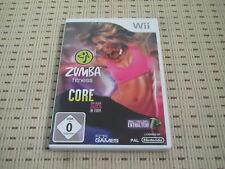 Zumba Fitness Core für Nintendo Wii und Wii U *OVP*