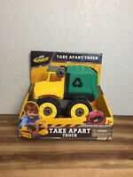 Take Apart Car Toy, Build Yourself, Garbage Truck Kid Galaxy NEW