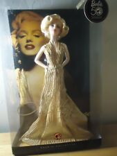Barbie Doll As Marilyn Monroe, Blonde Ambition, Pink Label, Barbie Collector,