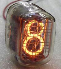 IN12A IN-12A Nixie Röhre 1 Stück oder mehr für die Uhren oder Thermometer NOS