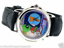 Armitron Warner Brothers MARVIN MARTIAN Mel Blanc Voice Watch Animated 1998