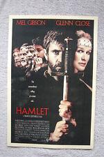 Hamlet Lobby Card Movie Poster Mel Gibson Glenn Close