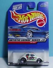 Hot Wheels Volkswagon Bug Artistic License Series  #3 of 4