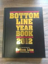 BOTTOM LINE YEAR BOOK 2012 (HEALTH) - EDITORS BOTTOM LINE PERSONAL - HARD COVER