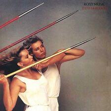 ROXY MUSIC Flesh And Blood LP Vinyl NEW 2017