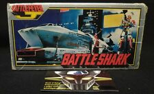 BATTLE SHARK Battle Fever J, Popy PB-83 Toei Die-cast Robot rare great condition