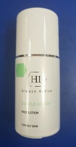HL Holy Land Double Action Face Lotion for Oily Skin 250ml+ samples (250 ml)