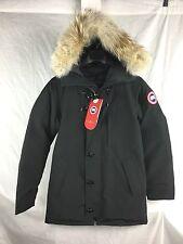 NEW CANADA GOOSE CHATEAU PARKA BLACK MEN XXL XXLARGE AUTHENTIC DOWN WARM JACKET